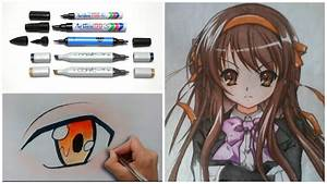 Imprime Los MEJORES Dibujos Anime para Colorear