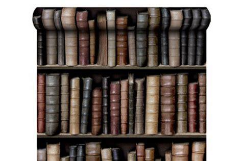 Tapisserie Bibliotheque by Papier Peint Biblioth 232 Que Papiers Peints Trompe L Oeil