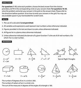 Complete Sat Instructions  With Tips And Strategies