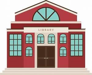 Library Building Clipart – 101 Clip Art