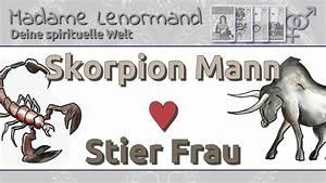 Stier Und Skorpion : skorpion mann stier frau liebe und partnerschaft youtube ~ A.2002-acura-tl-radio.info Haus und Dekorationen