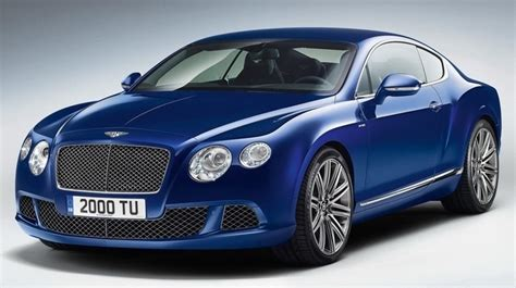 New 2013 Bentley Continental Gt Speed Price Starts At