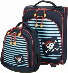 Travelite Koffer Set : travelite kindertrolley youngster pirat preisvergleich ~ Jslefanu.com Haus und Dekorationen