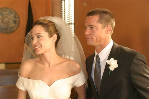 Surprise! Angelina Jolie And Brad Pitt Are Married