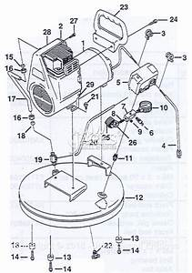 Campbell Hausfeld Wl5006 Parts Diagram For Air