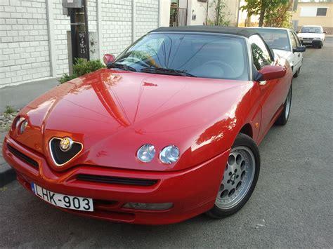 939spider 1998 Alfa Romeo Spider Specs, Photos