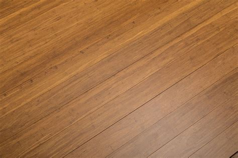ECOfusion Engineered Woven Bamboo Flooring   Carbonized