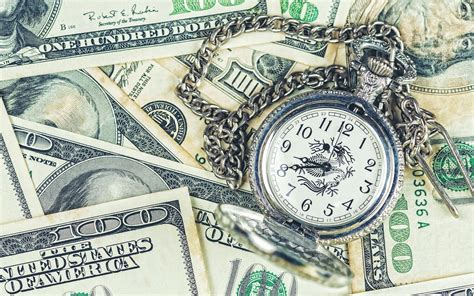 Time Is Money Wallpapers - Wallpaper Cave