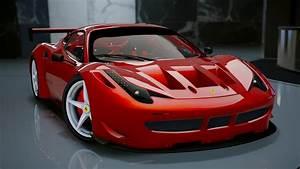 Photos De Ferrari : ferrari 458 italia gt2 add on tuning gta5 ~ Medecine-chirurgie-esthetiques.com Avis de Voitures
