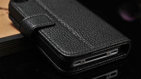 iphone 4s wallet iphone 4 4s leather wallet pdair 10 free premium leather wallet for iphone 4 4s papa