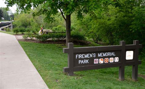 firefighter remembrance park positively naperville