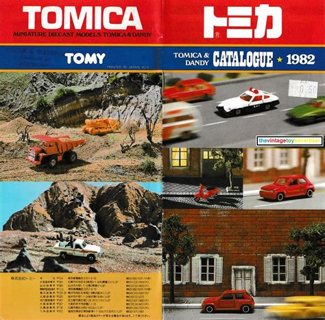 tomica die cast vehicles from japan the vintage