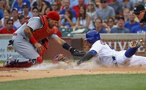 cubs cardinals game  sept     espn chicago