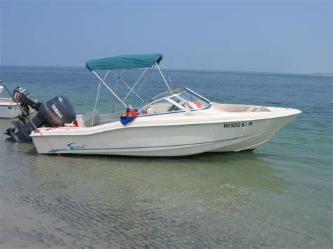 Scout Dorado Boats For Sale by Scout 185 Dorado 150 Yamaha 12 500 The Hull