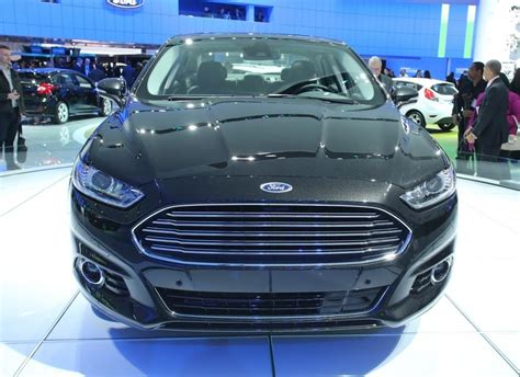2019 Ford Mondeo Predictions And Specs