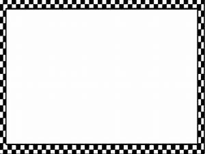 Checkered Border Vector - ClipArt Best