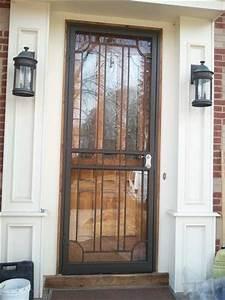 Iron Gates Design Gallery Storm Security Doors Services In Denver Colorado Centennial