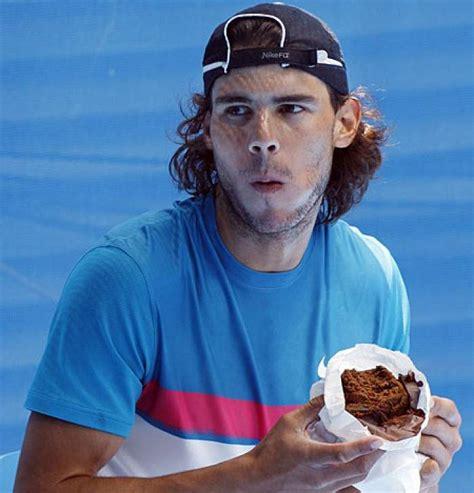 Tennis - Rafael Nadal is not a fan of gluten-free diets!!