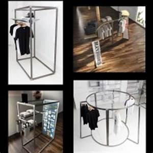 Meuble Pour Vetement : mobilier pour magasin de vetement ~ Teatrodelosmanantiales.com Idées de Décoration