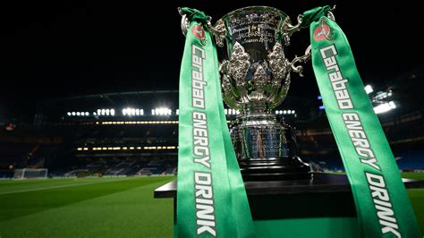 Town To Face The Shrimps In Carabao Cup Round One - News ...