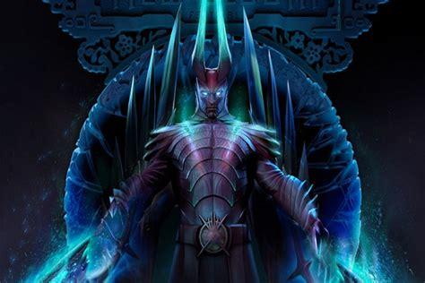 cerita  hero hero dota  terrorblade iblis terkejam