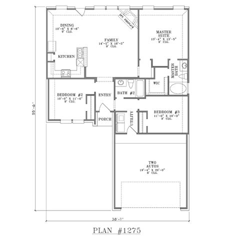 open floor plans for houses southern house plans house plans and free plan