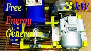 Free Energy Generator 3 Kva