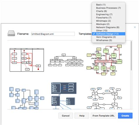 how to create application architecture diagram in free