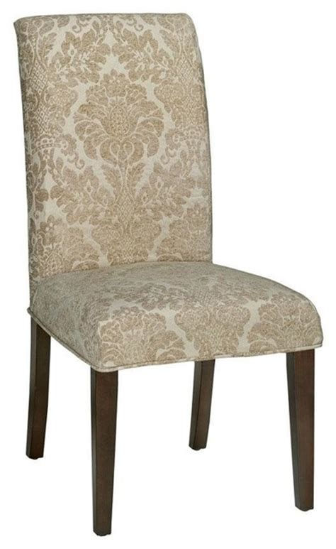 parsons side chair classic slipcover traditional