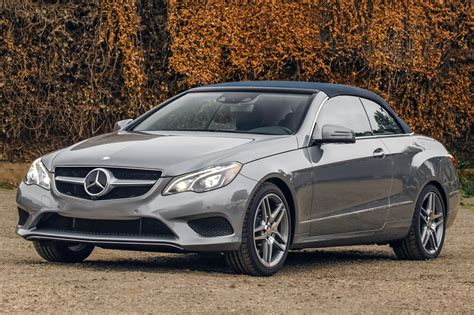 E 400 Convertible by Used 2016 Mercedes E Class Convertible Pricing For