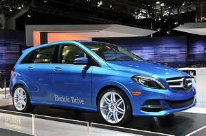 Mercedes Classe B 2014 : 2014 mercedes benz b class electric drive is headed for us autoblog ~ Medecine-chirurgie-esthetiques.com Avis de Voitures