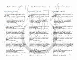 Aftercare Instructions For Lash Extensions  U2013 Chrystal U0026 39 S Store