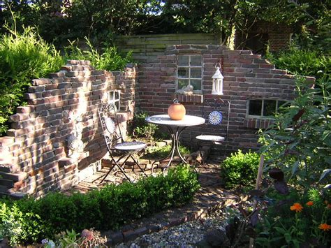 Deko Mauer Im Garten by Deko Mauer Im Garten Wohn Design