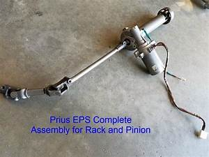 Toyota Electric Power Steering  Eps  Conversion  U2013 The