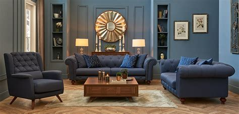 Bristol Chester Living Room Set