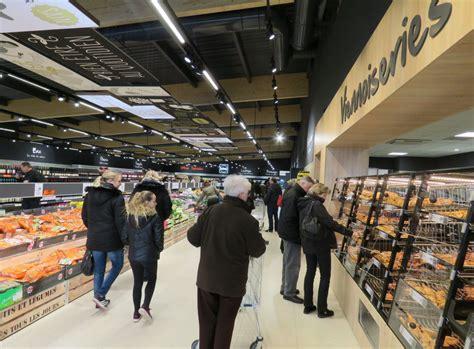 lidl porte de cloud lidl a ouvert l un de ses plus grands magasins en le parisien