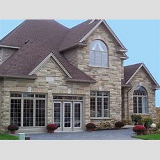 Exterior Stone Supplier Homes Lexington Clay Ingels