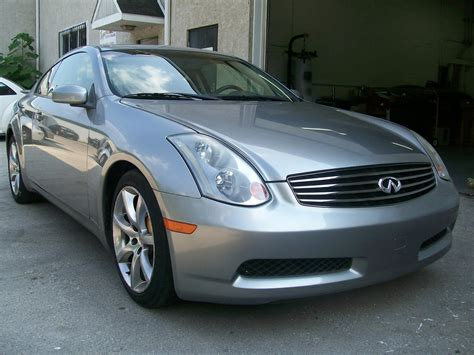 2003 Infiniti G35 Sport Coupe 6mt 31,000 Miles