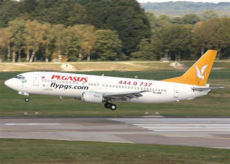 Pegasus Airlines - Wikipedia