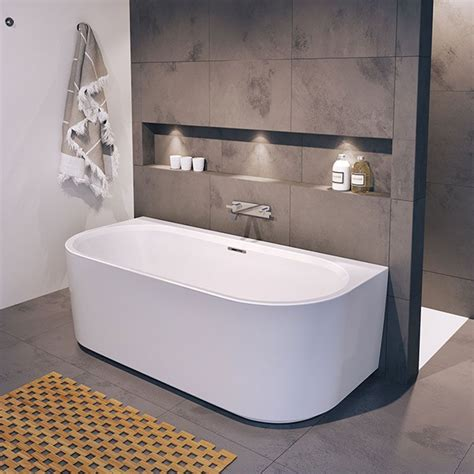 Eine freistehende badewanne ist das absolute. Vorwand Badewanne