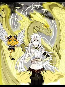 FairyTailOC_KaminariStormBlade_the Dragon Slayer by ...