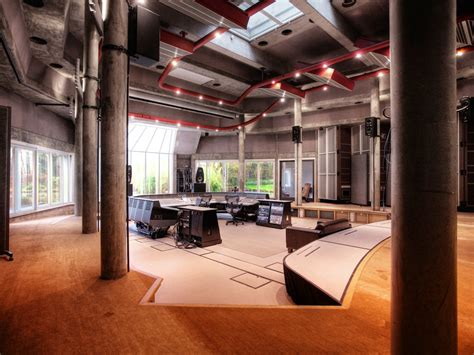 building a studio striking a chord recording studios that sync design and