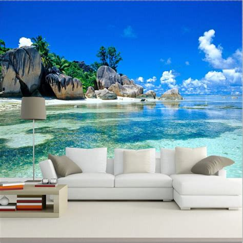 beach wallpaper murals reviews  shopping beach