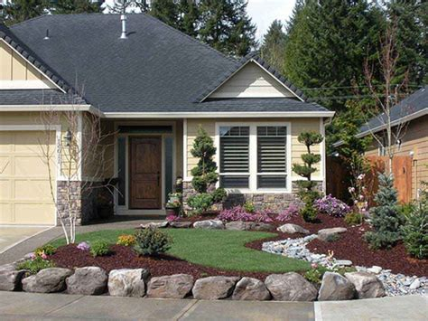 best of cool design landscaping ideas front of house