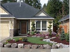 Modern Landscaping Ideas For Front Trendy Modern Front