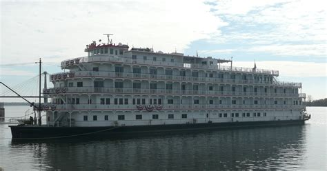 1 Day Mississippi River Boat Cruise From Memphis by Time Spent At Sea Cruise Blog Mississippi River Cruise Pt 3