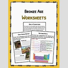 Bronze Age Facts, Worksheets & Historical Information For Kids