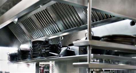 nettoyage filtre hotte cuisine nettoyer hotte aspirante inox