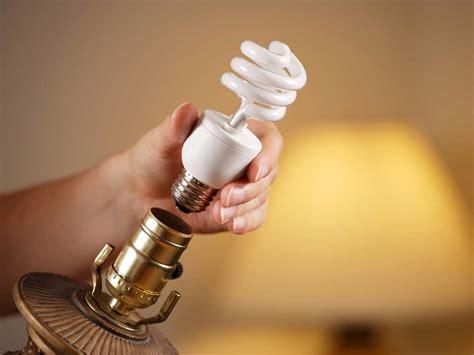 energy saving light bulbs safety tips saga