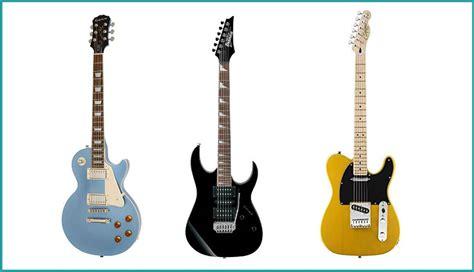 10 Brilliant Cheap Electric Guitars